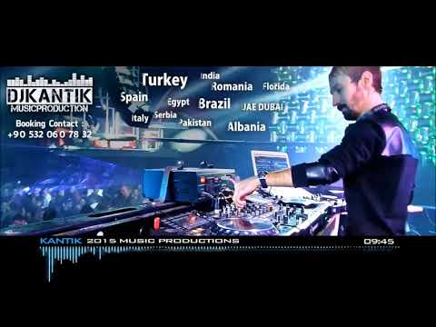 KANTIK  CLUB MUSIC MIX PRODUCTIONS TRACK LIST
