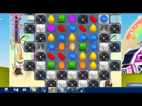 วิธีโกง Candy Crush ( How to Hack Candy Crush)