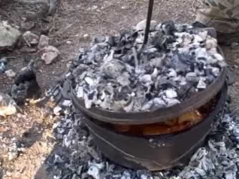 Dutch oven chicken