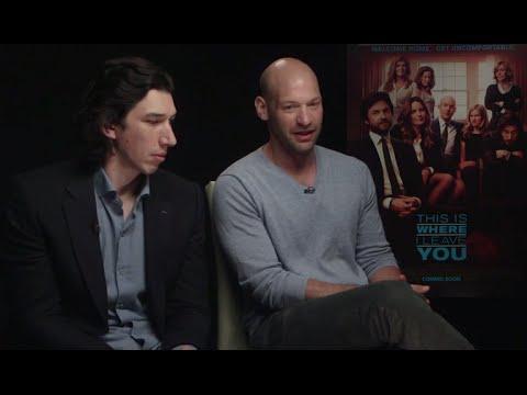 Powiedzmy sobie wszystko - Wywiad: Adam Driver & Corey Stoll