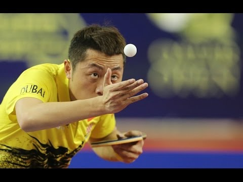 Qatar Open 2014 Highlights: Xu Xin vs Chuang Chih-Yuan (Final)