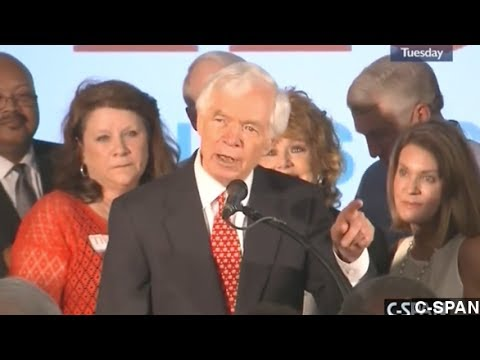 How Another Tea Party Candidate Lost — Thad Cochran's Win