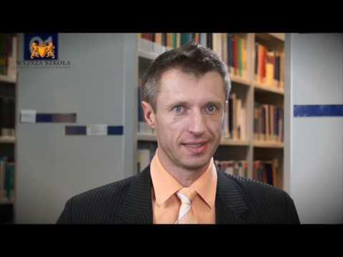Dr Konrad Janowski   Wykładowca Wydziału Psychologii WSFiZ W Warszawie