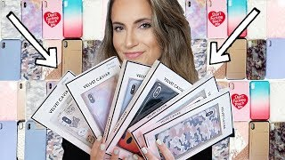 MY IPHONE XS MAX CASE COLLECTION! ($1 Wish Cases?!)