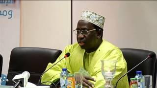 Amadou Diop | Ambassadeur du Senegal à Bruxelles