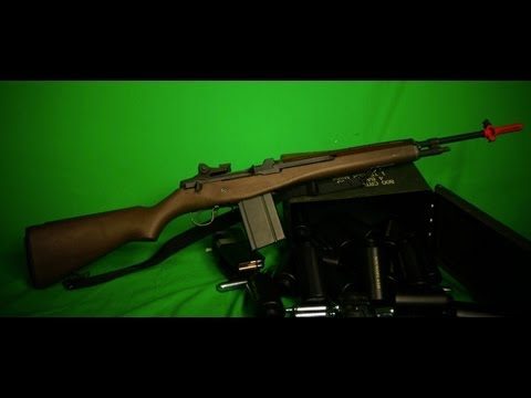 WE M14 Unboxing/ Review/ Shooting Test