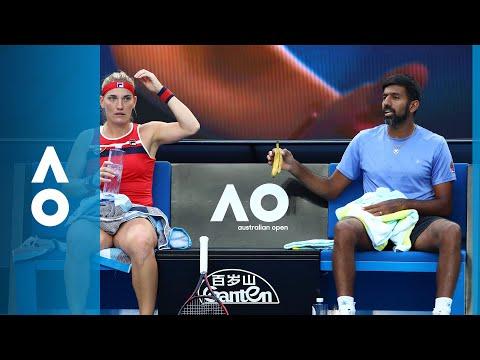 Babos/Mladenovic v Hsieh/Peng match highlights (QF) | Australian Open 2018