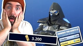 Mein 1 MYTISCHER HELD in FORTNITE!