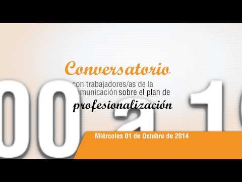Invitamos a los trabajadores de la comunicación de Loja a conocer sobre laprofesionalización