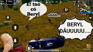PUBG Mobile - Hành Trình Săn Súng Hiếm Beryl P3 | Only P18C Solo Dual