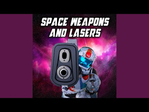 Laser Weapon Fires