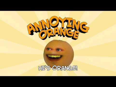 annoying orange orange theme song youtube. Black Bedroom Furniture Sets. Home Design Ideas