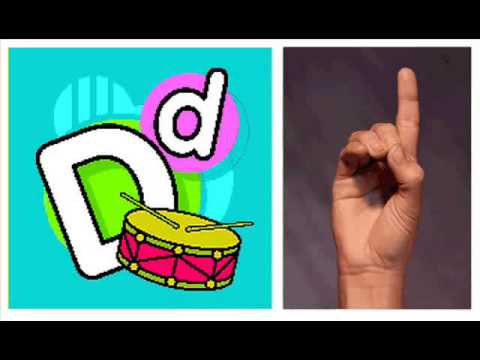 Weehands - The Alphabet Song (american Sign Language) video