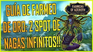 Farm de oro: 2 Spot de farmeos Infinitos!!   World of Warcraft