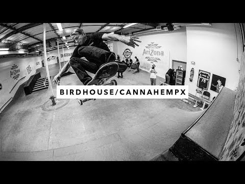 Tony Hawk and the Birdhouse Team | Canna Hemp X CBD Salve