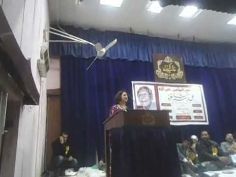 Hindi Urdu Shayari Ghazal  Mushaira At Ghalib Academy Delhi 27 01 2013 (seema Gupta) video