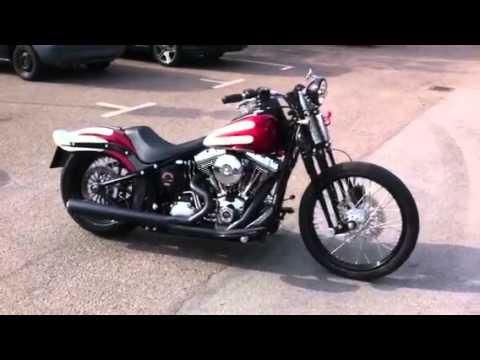 Harley-Davidson X-Bones SE 120R.