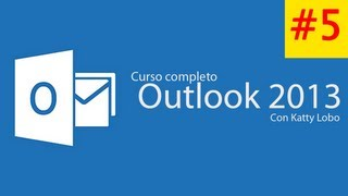 OUTLOOK 2013 #5 Firmas de correo electronico