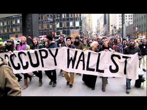 #F29 Shut Down the Corporations | Occupy Wall Street Video