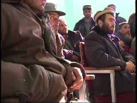 Troops Mentor Afghan National Police