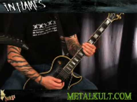 IN FLAMES Lesson Disconnected Intro