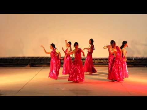 Group Dance Competition-Chemical Department Advaya 2015