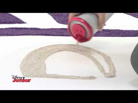 Art Attack - 'Rapunzel' Big Art
