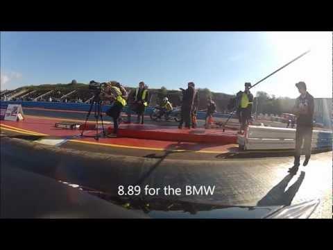 Suzuki GSXR1000 vs BMW S1000RR Drag Race Sprint SSB 9.50 8.50 Grudge R1 Test