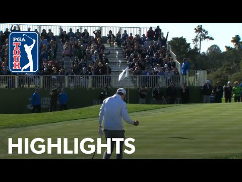 Nick Taylor's winning highlights from AT&T Pebble Beach Pro-Am 2020