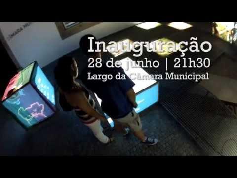Inaugura��o do Entre Margens - Santa Marta de Penagui�o