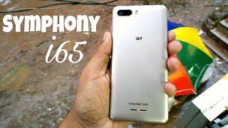 Symphony i65 Bangla Review | Dual 4G😃!!