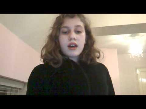 IZZIE GLENN SINGING TAKE A BOW BY RIHANNA XXX thumbnail