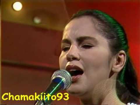NYDIA CARO - Corazon Partido (80's)