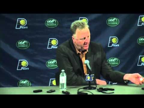 Larry Bird Full Press Conference: May 5, 2016