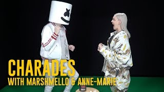 Download Lagu Marshmello & Anne Marie Play Charades Gratis STAFABAND