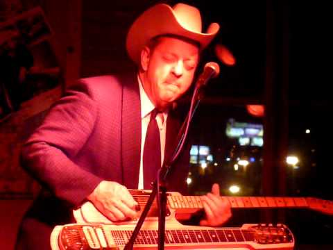 Junior Brown at the Beale on Broadway