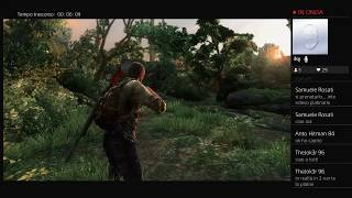 THE LAST OF US [Remastered] Ep.2 -Passeggiando con Joel & Ellie- Gameplay ITA-LIVE (PS4/PRO)