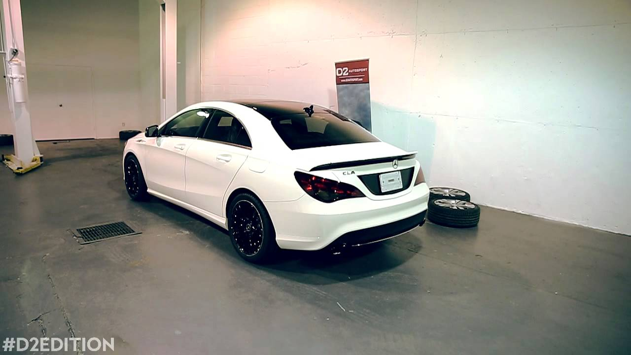The 2014 D2edition Cla Mercedes Benz Usa Youtube