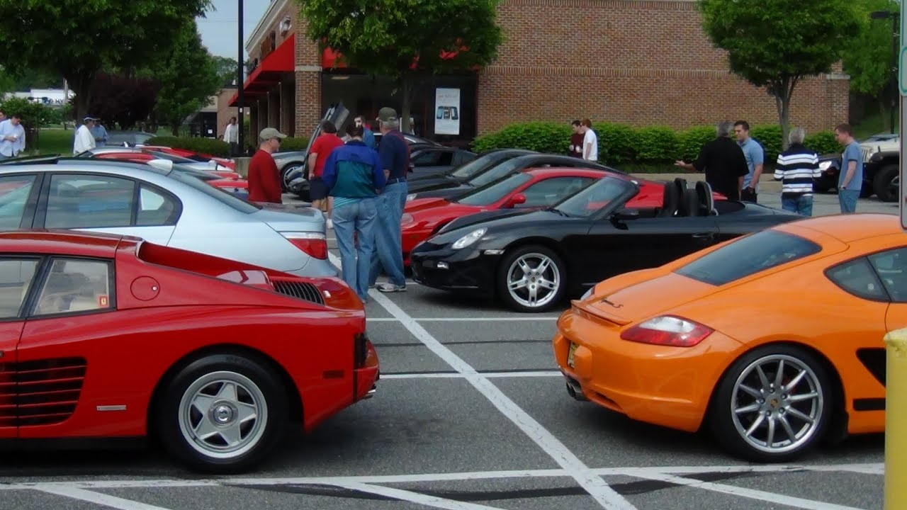 West Chester Cars And Coffee