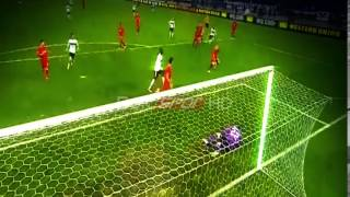 Beşiktaş Liverpool 1 0 5 4 Geniş Özet 26 02 2015 HD   YouTube