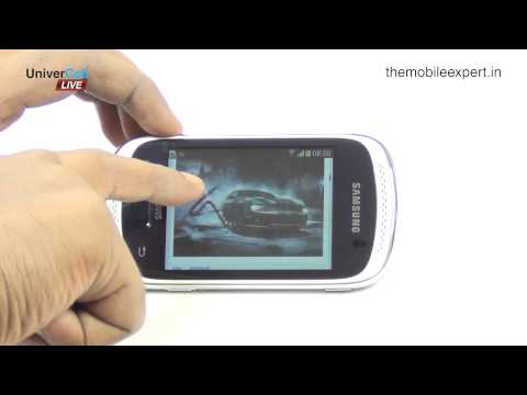 SAMSUNG GALAXY MUSIC - UniverCell The Mobileexpert Reviews
