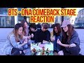 [KOR/ENG SUB] BTS - DNA Comeback Stage Reaction