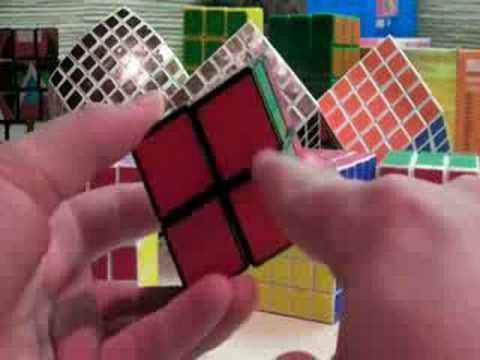 How to solve a Rubik's Cube 2x2