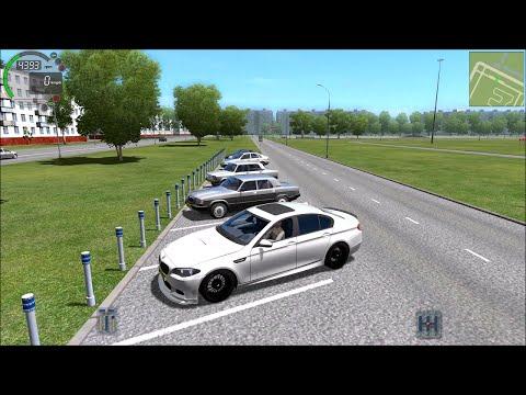 Logitech G City Car Driving Gameplay