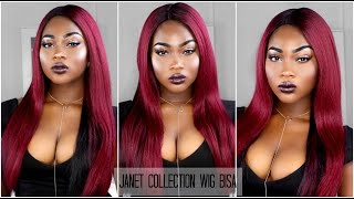 Janet Collection WIG - BISA | EPIC WIG REVIEW | SHANTANIA BECKFORD