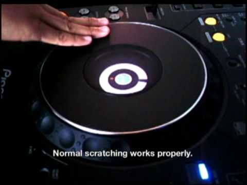 How to fix the platter problem in Pioneer CDJ's.