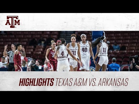 Women's Basketball: Highlights | SEC Semifinals vs. Arkansas
