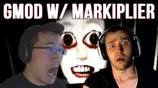 GMod Horror Map w/ Markiplier | DEATHHOUSE