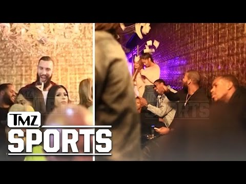 Milwaukee Bucks Partying at Strip Club. Morning Of Lakers Loss   TMZ Sports