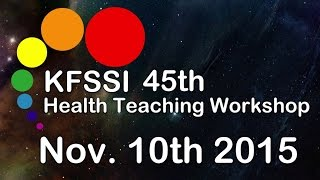 45th Health Teaching Workshop HD
